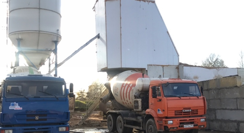 азг бетон